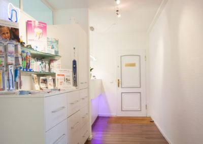 Produkte für die Zahnhygiene